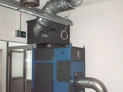 Filtergeräte Typ InduMaster 2