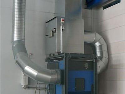 Filtergeräte Typ InduMaster 5