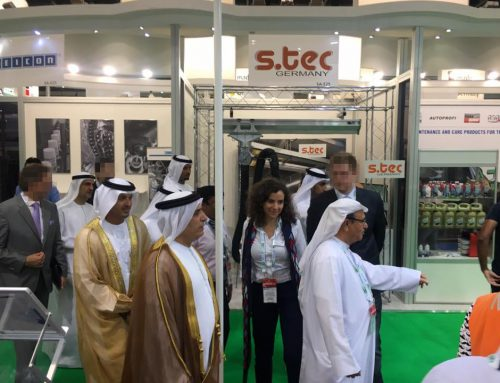 Automechanika Dubai 7 – 9 May 2017